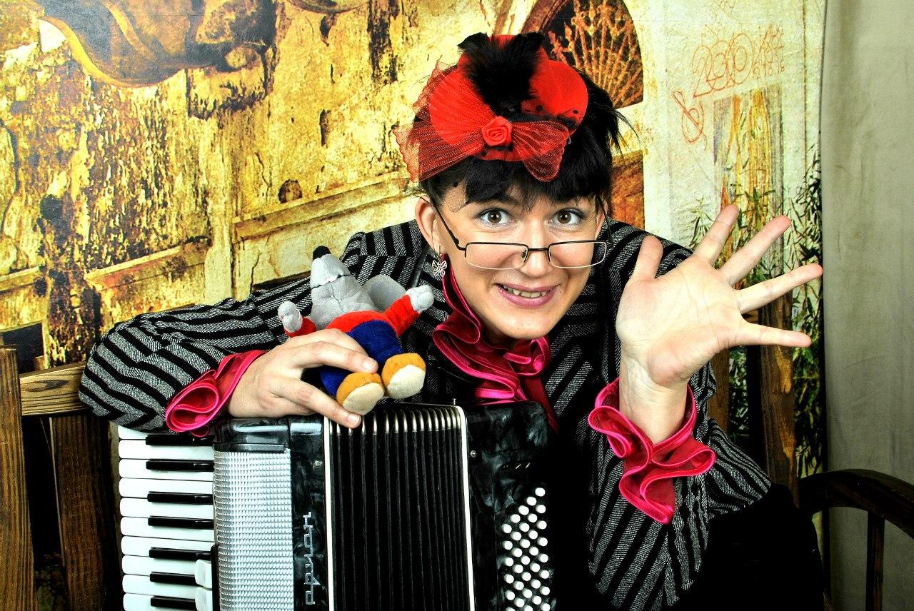 Ольга Зайцева-ведущая детских праздников