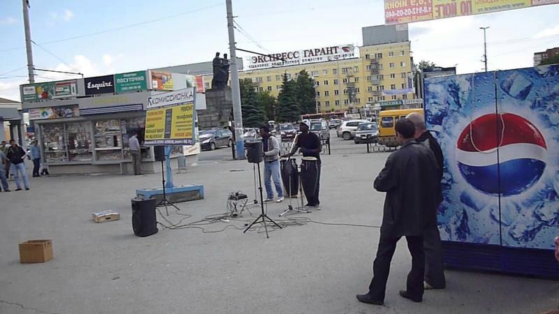 Африканцы Екатеринбург Вокзал