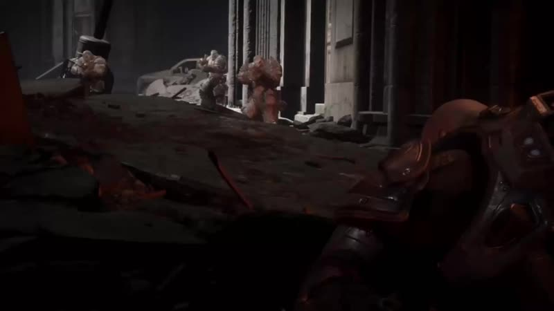 Gears of War: Ultimate Edition - Minh Young Kim's death scene.