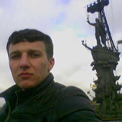 Михаил Цух, 19 августа , Омск, id190609090