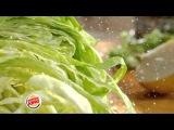 Новый рекламный ролик Бургер Кинг