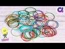 How to reuse old bangles at home Best out of waste Artkala 457
