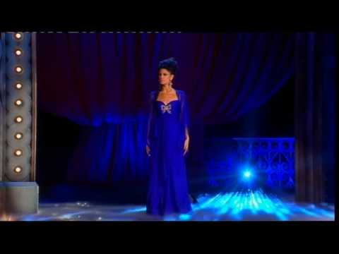 Pop Star to Opera Star Week 3 - Marcella Detroit sings The Queen Of The Night Aria.