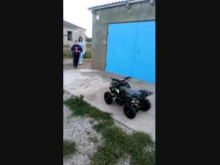 МотахГризли х16. #квадроцикл #детскийквадроцикл #гризлих16