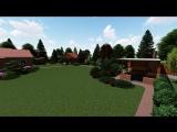 3d визуализация проект Соколинское - пробник