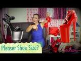 Как подобрать размер Sexy Pleaser Stripper Shoes (на таблицу не смотрим, она не точная)