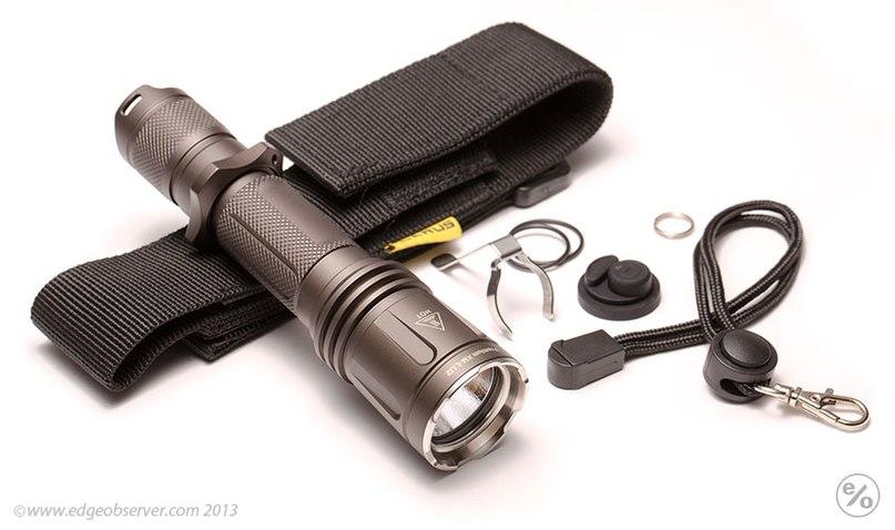 Комплект фонарика klarus xt 11