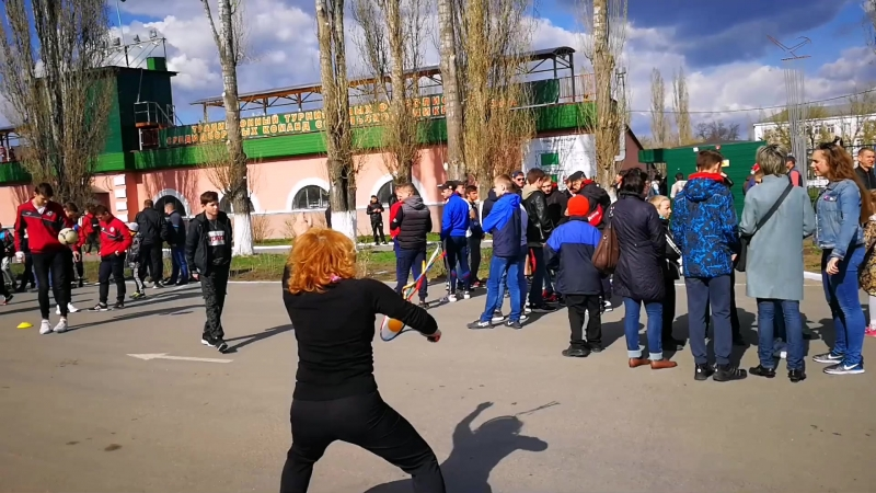 Ролибол и футбол Funzone