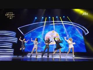 181024 Red Velvet - Minister of Culture Award, Power Up @ Korean Popular Culture & Arts Awards