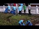 Всероссийская экологическая акция «Чистый берег» прошла в Горячем Ключе