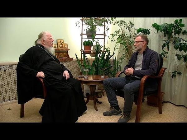 Диалог под часами с Сергеем Михеевым Ценностные ориентиры и культ золотого тельца