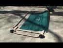 Двухъярусная кровать для кемпинга