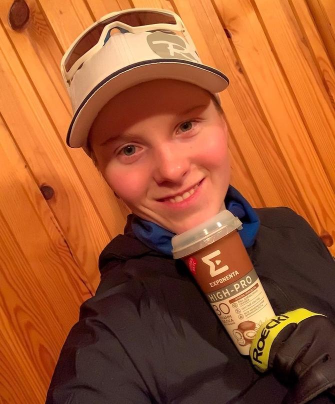 🇺🇦 Украинская биатлонистка Дарья Блашко рассказала о целях на предстоящий сезон.
