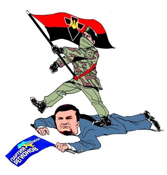 """""""Титушки"""" закидали камнями журналистов """"5 канала"""" - Цензор.НЕТ 1805"""