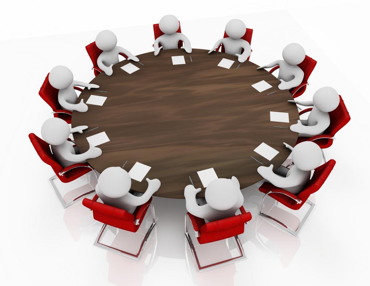 В Донецком городском управлении юстиции состоялось заседание круглого стола
