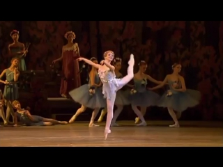 Вариация Амура из 2 акта балета Л. Минкуса
