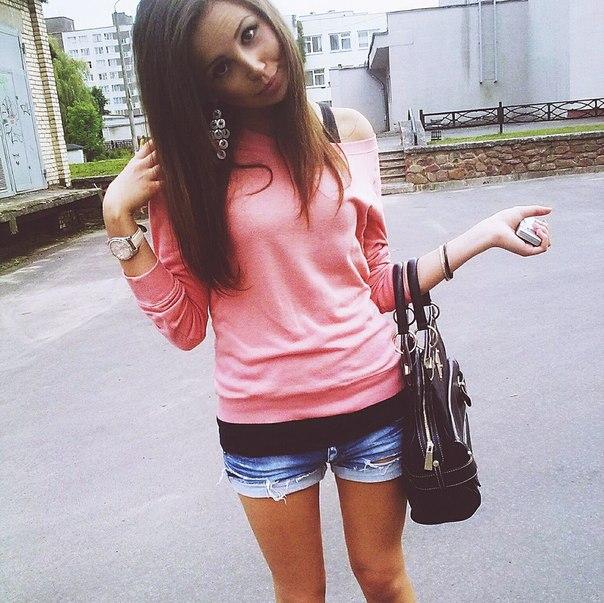 Красивые девушки вконтакте