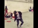 Fetus Andy's dancing