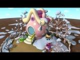 Смешарики - Новые приключения - Массы и расстояния