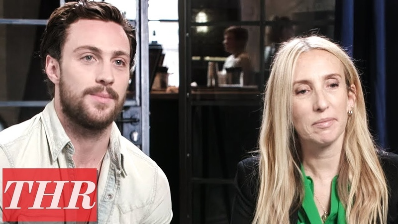 Aaron Taylor-Johnson Talks Working With Wife Director Sam on 'A Million Little Pieces' | TIFF 2018