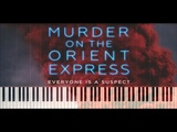 Murder on the Orient Express - Never Forget (Synthesia Piano Cover)