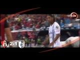 Golazo de Ronaldinho | Atlas vs Queretaro 2-1 Jornada 11 Apertura 2014 Liga MX HD