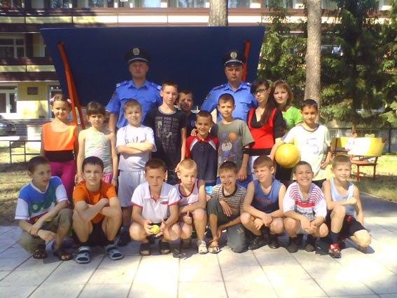 міліція Миргорода
