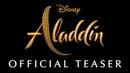 Disneys Aladdin Teaser Trailer - Трейлер к фильму Алладин 24 мая 2019