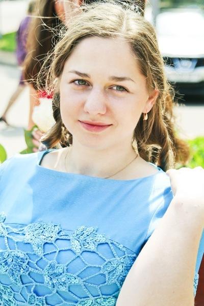 Аня Микитюк, 18 июня 1991, Витебск, id8561793