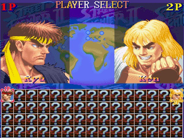 Super Street Fighter II X Grand Master By Hatabow (640x480