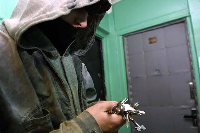 В Таганроге все чаще происходят квартирные кражи