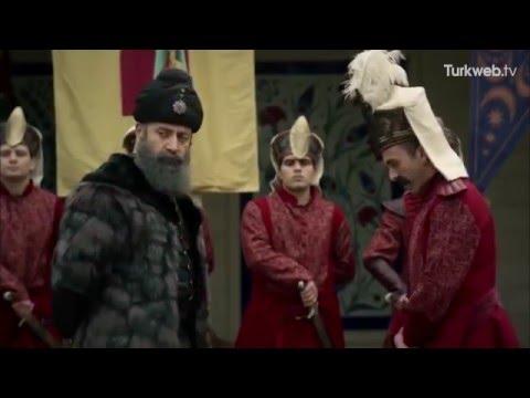 Muhteşem Yüzyıl Sultan Süleyman Yeniçeri Ağasının Kellesini Aldı