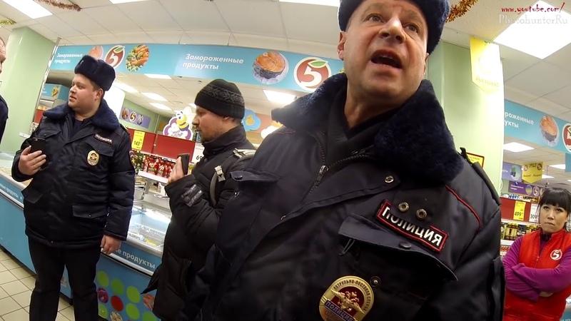 ППС Гопник или майор Истинное лицо полиции России!