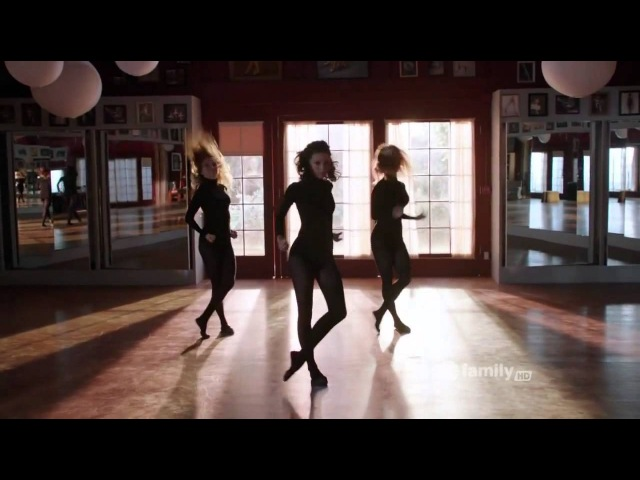 Современный балетный танец из сериала Bunheads (Балерины)