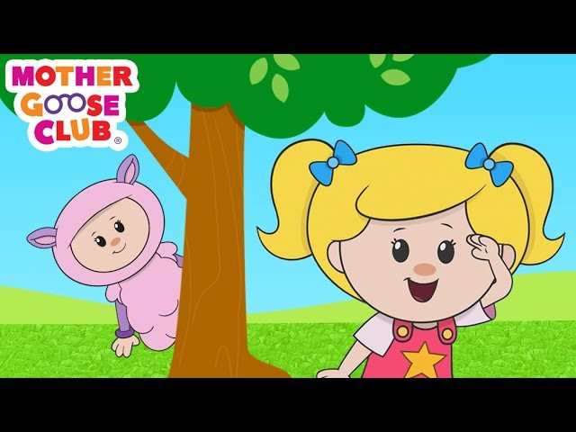 Where Is Thumbkin? | Hide and Seek | Mother Goose Club Kid Songs and Baby Songs