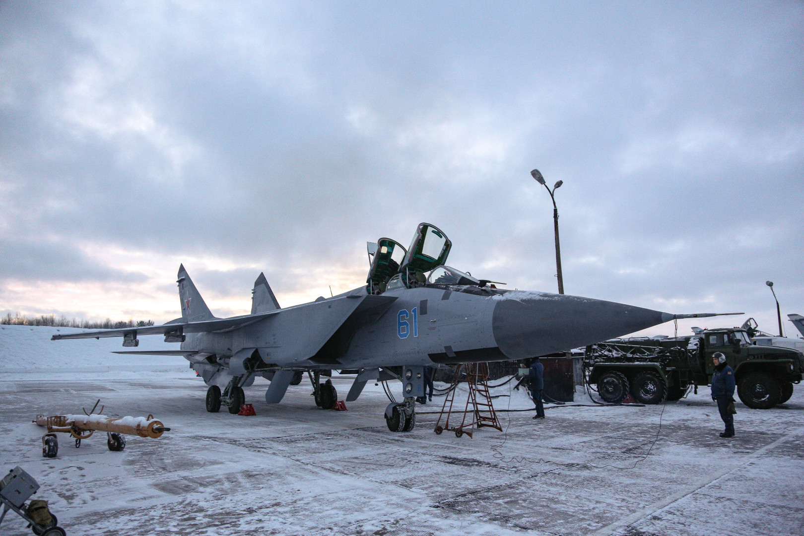 MiG-31BM Interceptor: News - Page 27 1DoHjGqNTjM