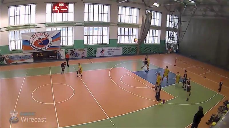 Международный турнир по баскетболу, 2004г. Великие Луки-Кострома