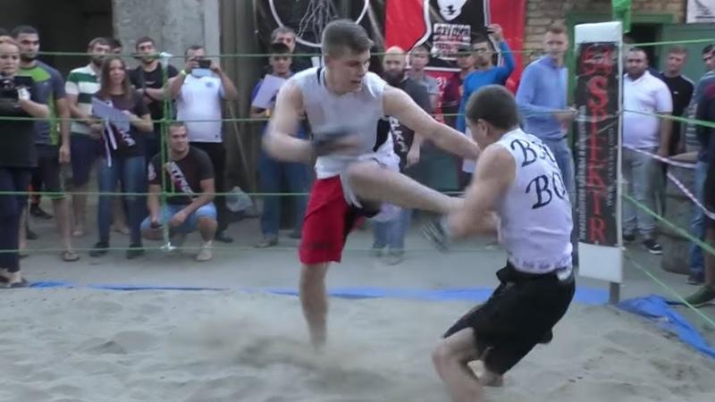 СУШИСТ в жесткой схватке с Чемпионом Боев ММА !