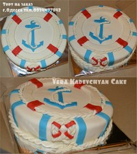 Торт на заказ на день рождения в зеленограде фото 4