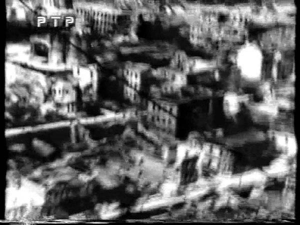 Киноконцерт посвященный победе в Великой Отечественной войне.