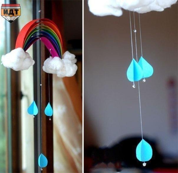 Как сделать радугу у себя дома 631