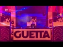 David Guetta at MTV Presents Trafalgar Square 2017