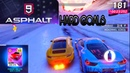 Asphalt 9 - For FERRARİ 488 GTB - HARD GOALS