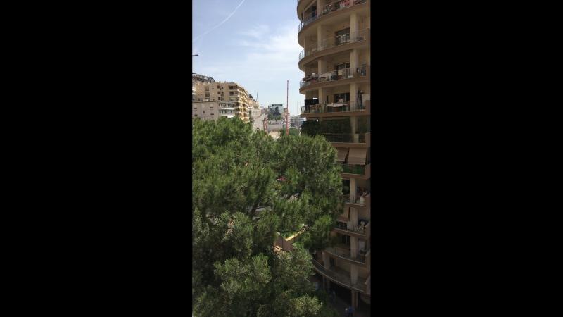 Подготовка к Квалификации Mонако гранд-при X