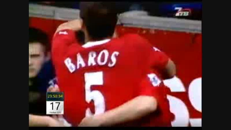 Чемпионат Англии 2002-03 Вест Бромвич 0-4 Ливерпуль
