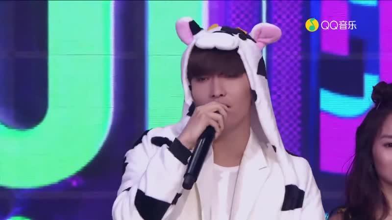 181021 EXO's Lay - Give Me a Chance 1st Win @ YO! Bang