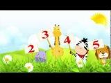 Счет до 20. Развивающий мультфильм для детей / Count to 20. Наше всё!