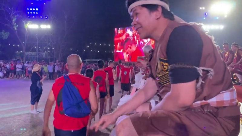 Всемирная церемония Вай Кру 2019 в Аюттае