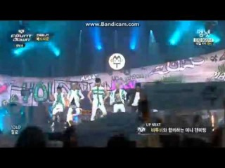 [Live] 141009 MADTOWN (Debut Stage) - YOLO @ M!COUNTDOWN