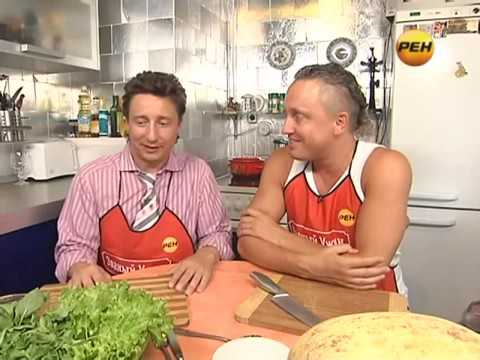 Павел Кашин Званный ужин рен тв (октябрь 2011)